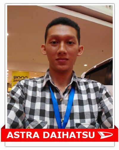 RICKY AKBAR - PT. Astra International Tbk